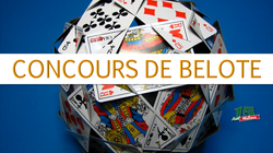 Coucours Belote 12h30
