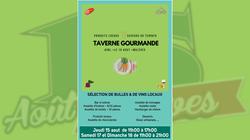 Taverne Gourmande de 11h à 21 h