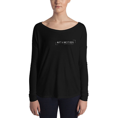 Art In Motion Ladies' Long Sleeve Tee