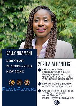 Sally Nnamani