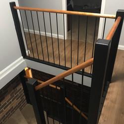 Stair Balustrade - April 2020