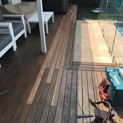 Deck Extension - Dec 2019