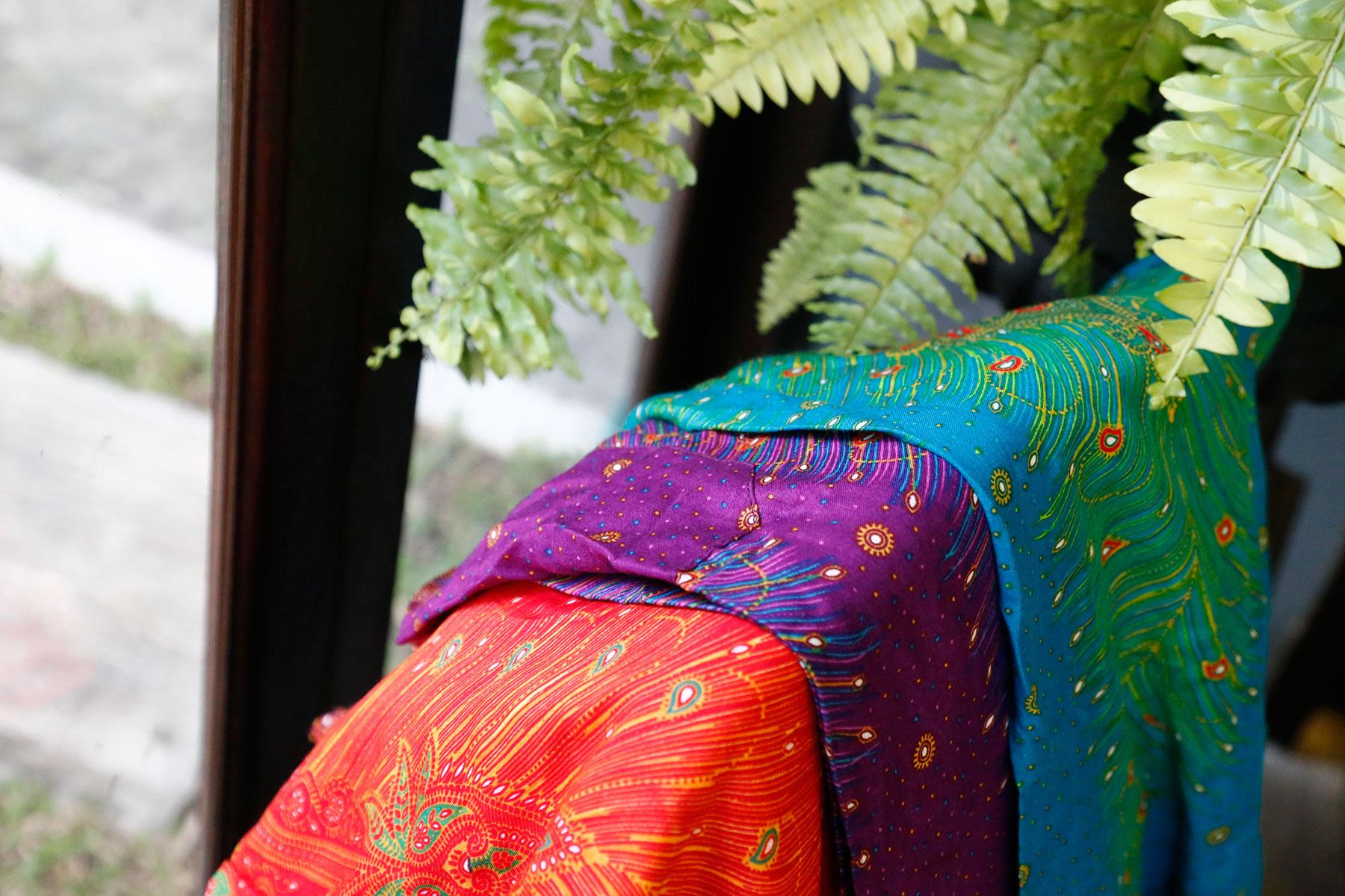 Hippie Pants Thai Harem Pants