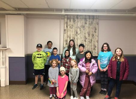 Community Club has fun for all!