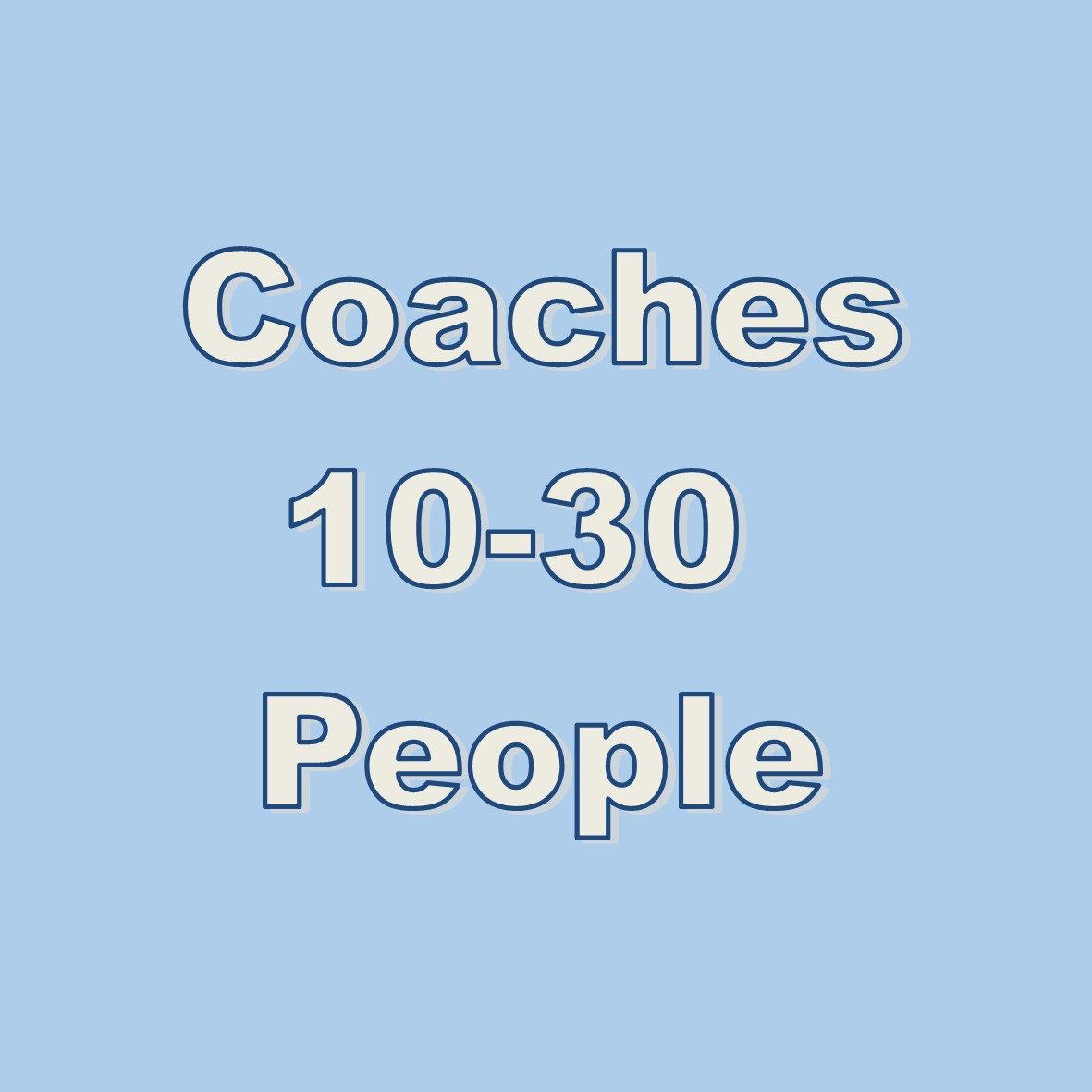 Coaches Workshop 30 max