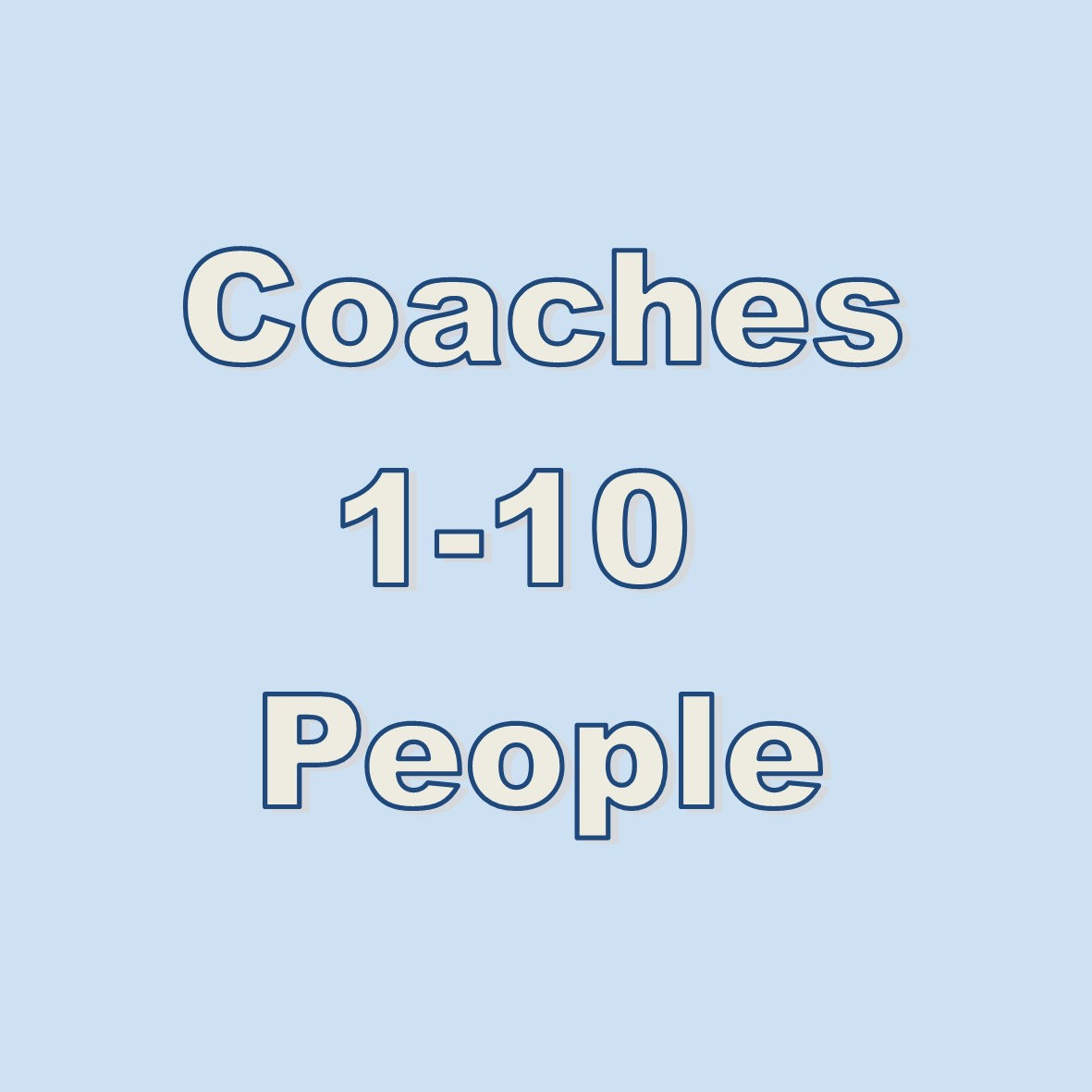 Coaches Workshop 10 Max