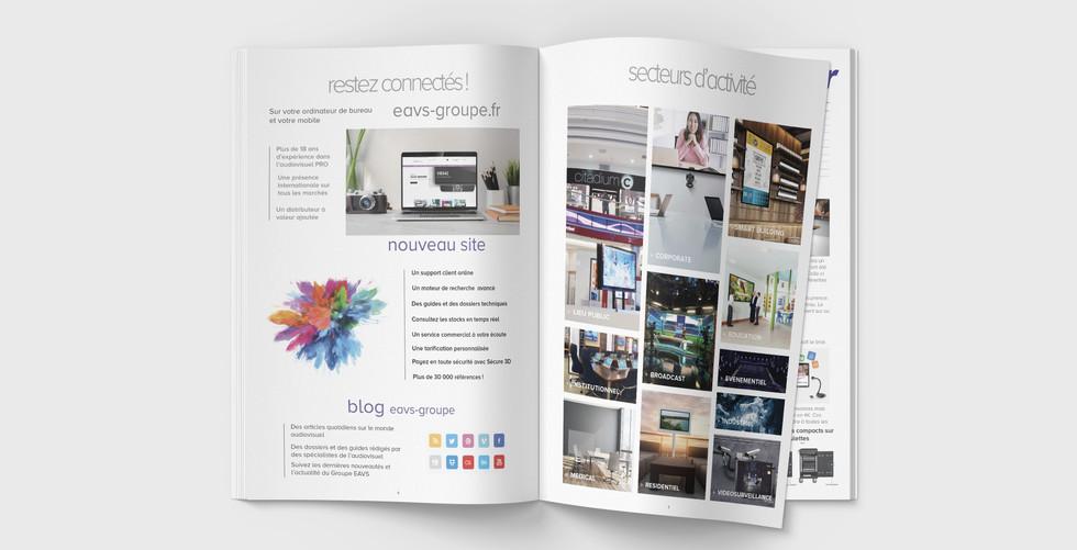 Catalogue EAVS