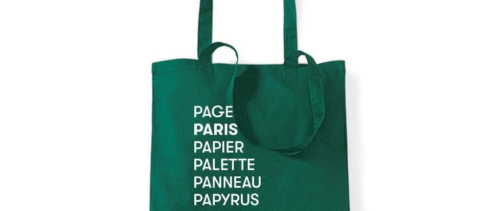 TOTE BAG PEPPER&PAPER
