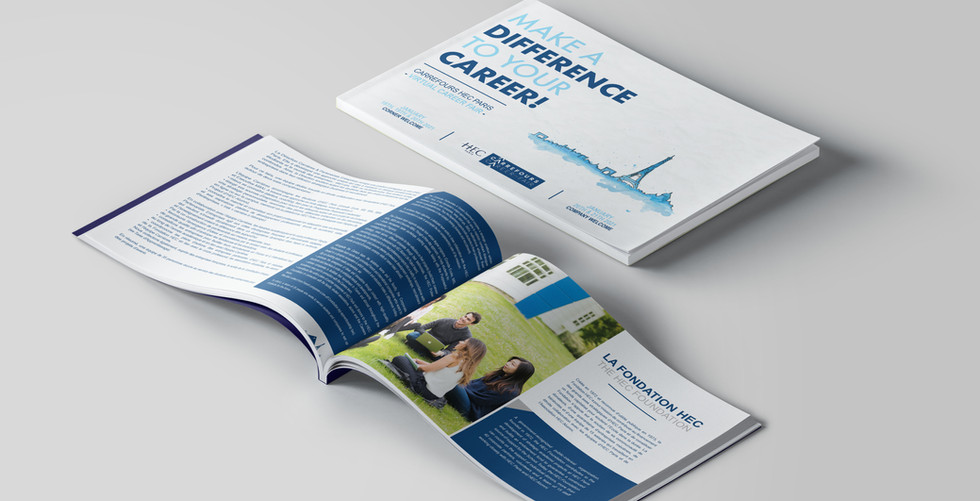 Brochure entreprises HEC