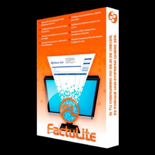 FactuLite 1 usuario Electronica