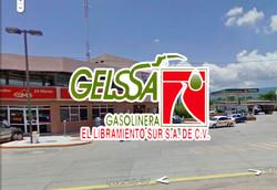 Gelssa Gasolinera el Libramiento Sur
