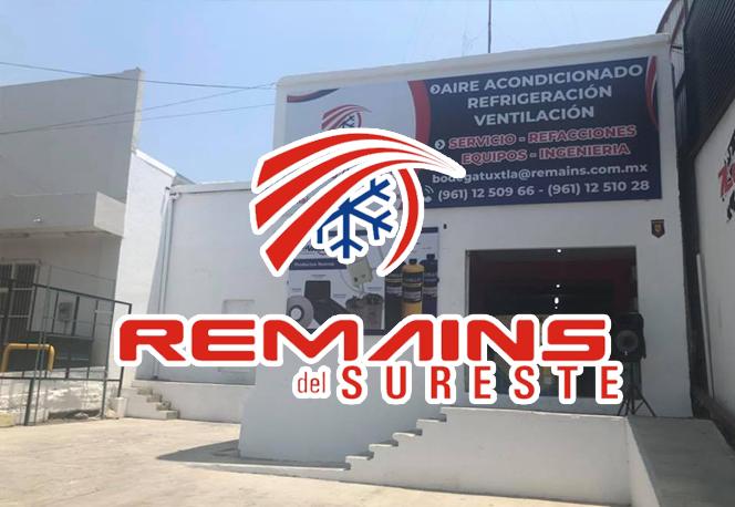Remains Del Sureste s.a. De c.v