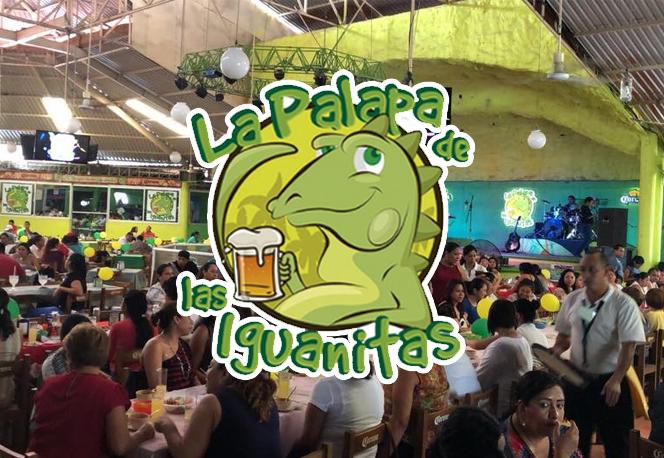 La Palapa de las Iguanitas
