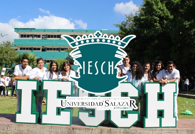 Instituto de Estudios Superiores de Chiapas Universidad Salazar