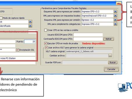 Como configurar tu cuenta de corren en los sistemas.