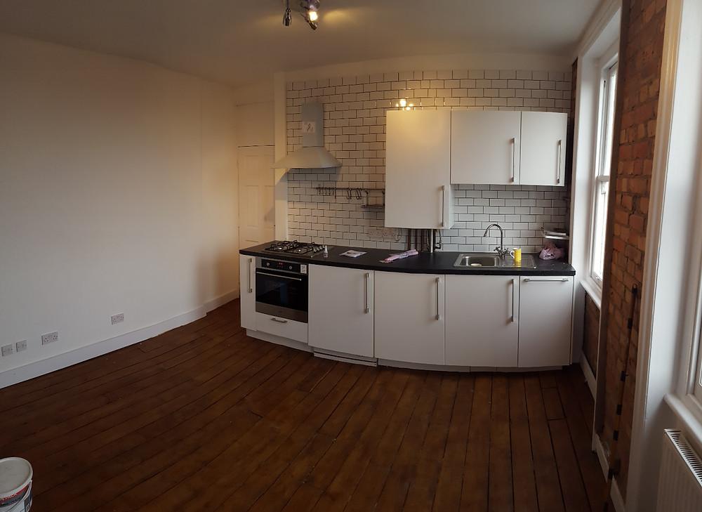 Full Kitchen Refurbishment in Haringey, London, N4