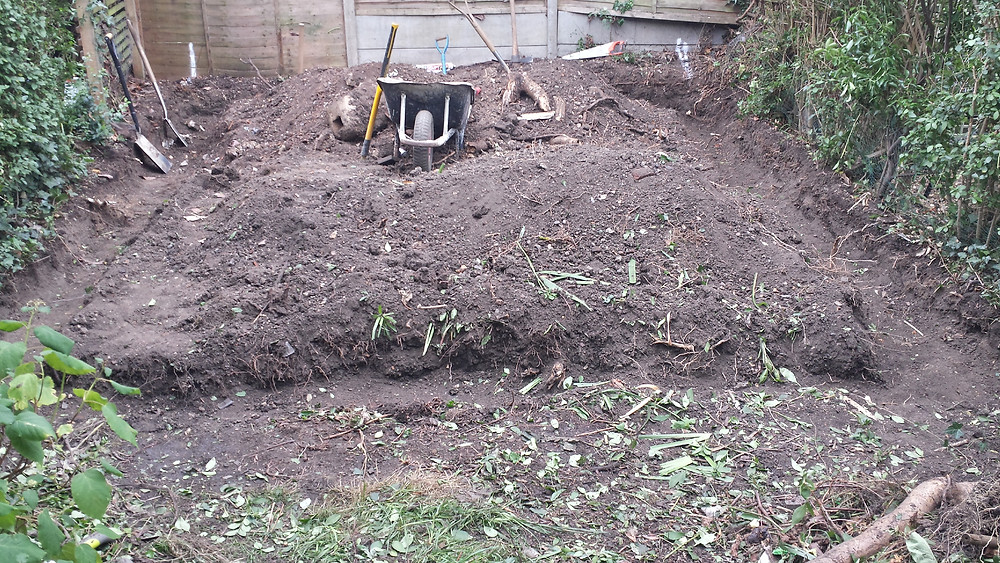 Site Preparation for ground work Stoke Newington, London, N16