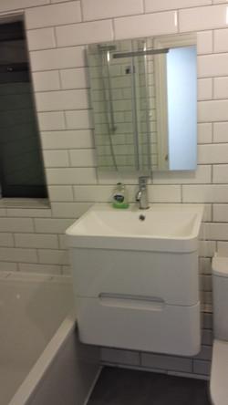 Bathroom Refurbishment, Hackney