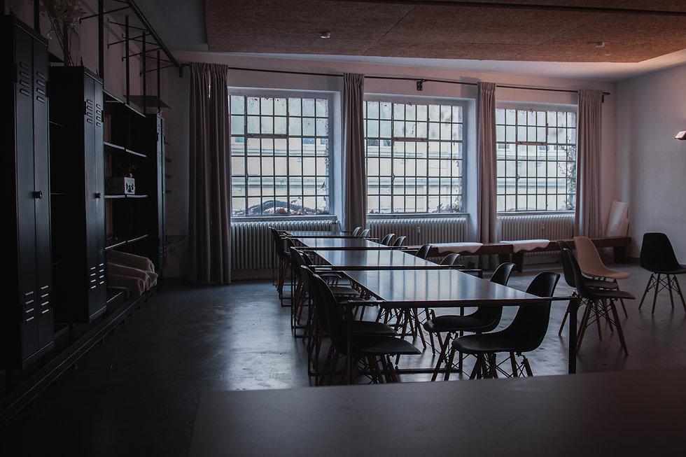 THE 9TH, Off-Location und Studio THE DOCK für Events und Foto-/Videografie