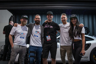 Founders and Team @ Brixton Forged