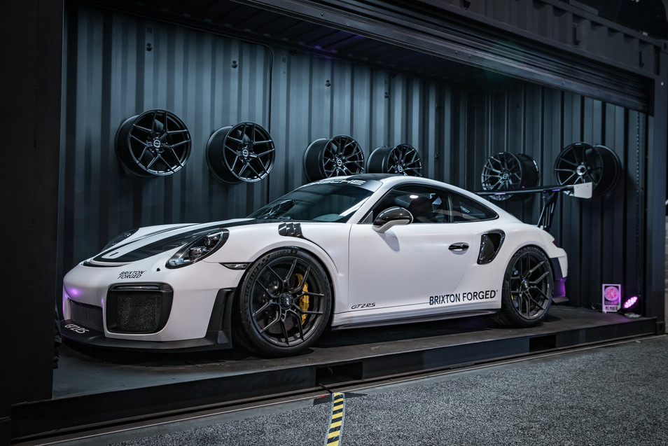 Brixton Forged Porsche GT2RS