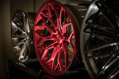 1221 Wheel Display