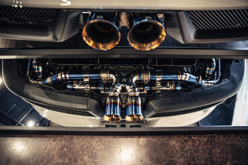 RYFT GT3RS System