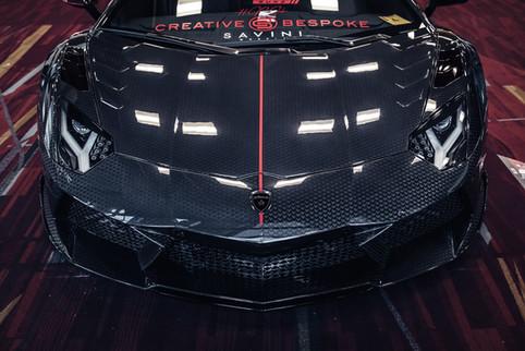 "Mansory Lamborghini Aventador ""Carbonado"""
