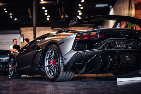 RYFT Lamborghini Aventador SVJ
