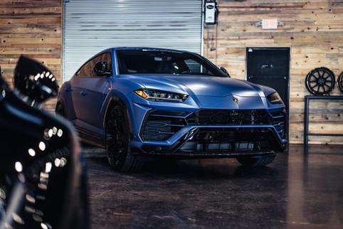 RYFT Lamborghini Urus