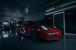 2016 Porsche 991 GT3