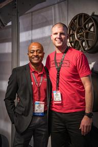 Longtime Friend Jesse Hemans, VP of Sales and Marketing BBS Wheels