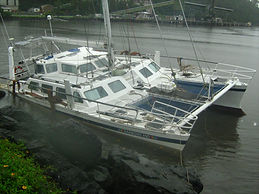 sailboat repair