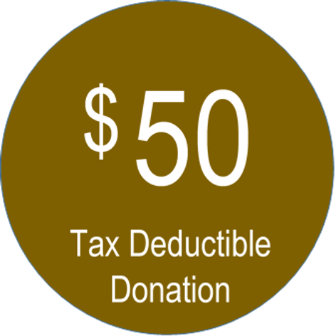 Charitable Donation ($50.00)