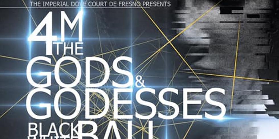 4M - The Gods and Goddesses Black and White Ball