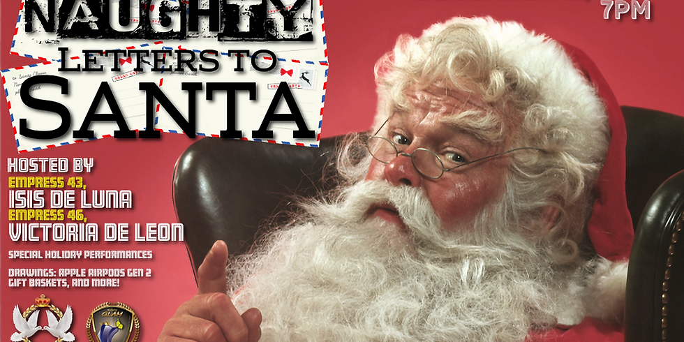 Naughty Letters to Santa