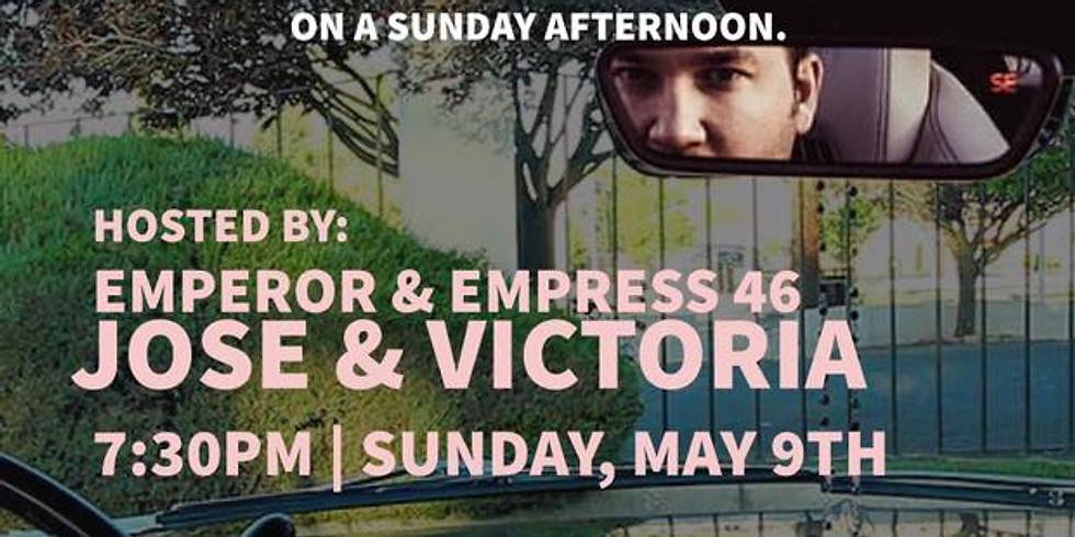 2nd Sunday - CRUZIN, on a Sunday afternoon