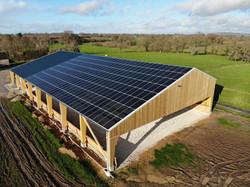 Installation 100kWc Photovoltaïque