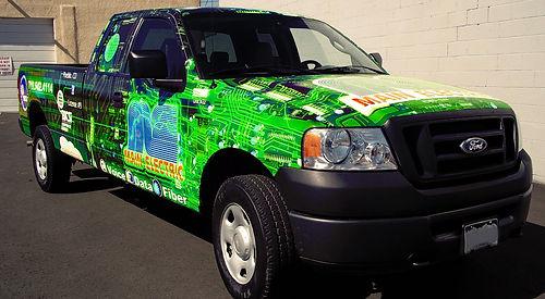 Vehicle Wrap Pueblo CO