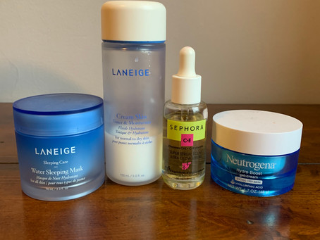 4 of My Favorite Moisturizers: Winter Edition