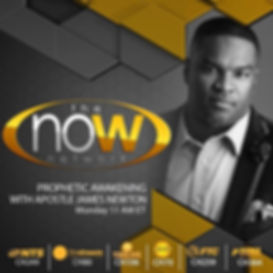 Apostle Newton Prophetic Awakening NOW Network