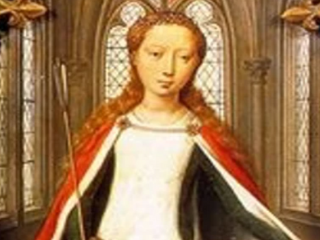 The Legend of St. Ursula