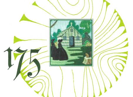 Save The Date: July 19 (175th Celebration)