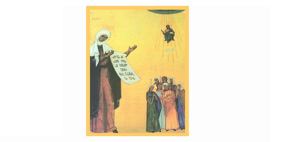 Celebrate St. Angela Merici's Feast