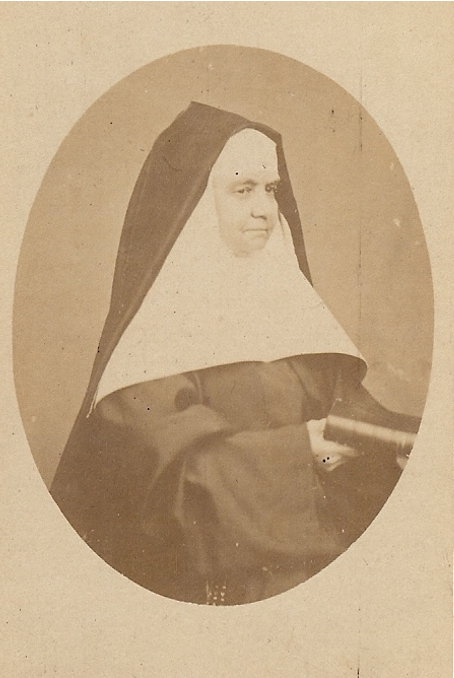 Mother St. Peter