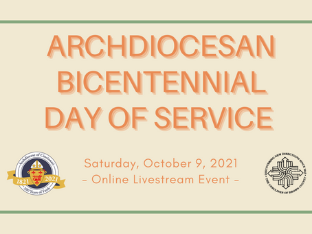 Archdiocesan Bicentennial Day of Service: Immigration Education with the Ursulines of Brown County