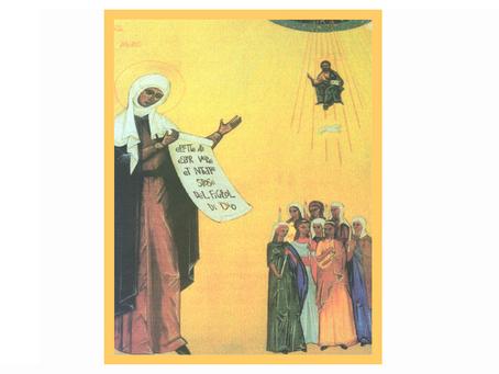 Celebrate the Feast of St. Angela Merici