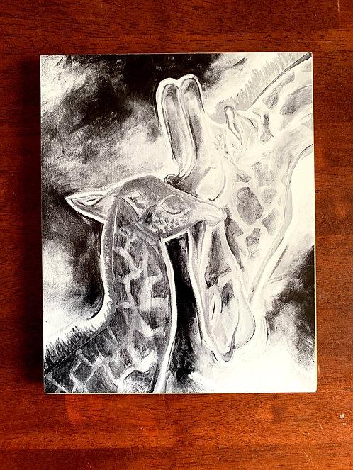 8x10 Photo Print - Wood Mounted