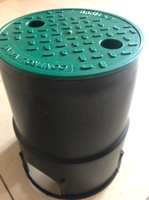 CIRCLE VALVE BOX