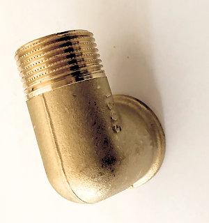 Brass Male/Female elbow
